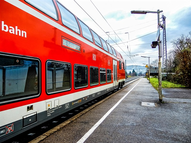 Train, Rail, Railway, Transport, Track, Locomotive