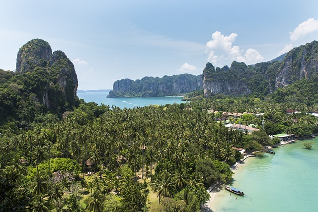 Railay Bay, Krabi Thailand, Thai, Thailand, Travel