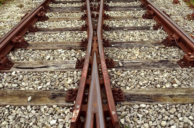 Track, Railroad Track, Seemed, Railway, Railroad Tracks