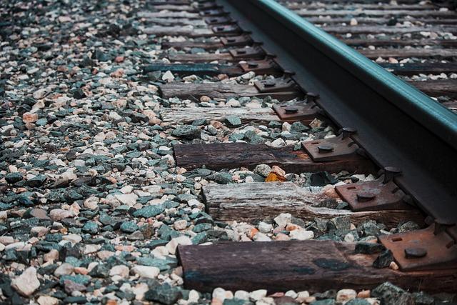 Industry, Transportation System, Railroad Track
