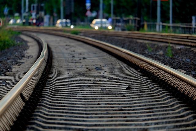 Seemed, Railroad Tracks, Railway, Track, Rail Traffic