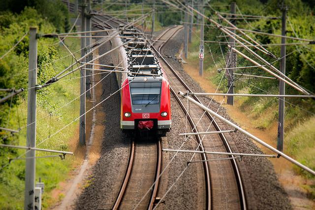 Train, Railway, S Bahn, Transport, Seemed, Catenary