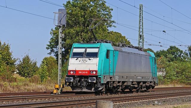 Railway, Electric Locomotive, Private Railway, Lokpool