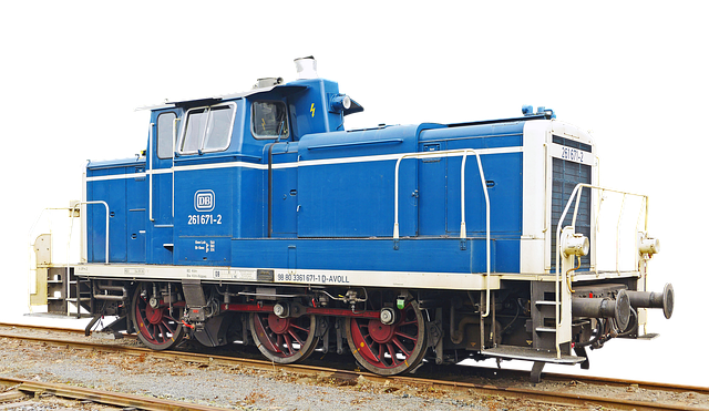 Diesel Locomotive, V60, V 60, Railway Enthusiasts, Db