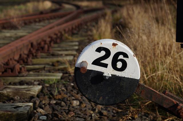 Railway, Rails, Rail, Soft, Railway Rails, Train