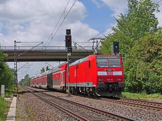 Regional-express, Double Decker, Main Line, Railway