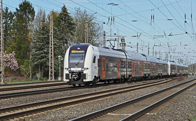 Railway, Rrx, Rhein-ruhr-express