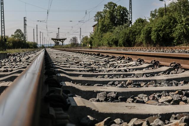 Seemed, Railway Line, Railway Station, Railway