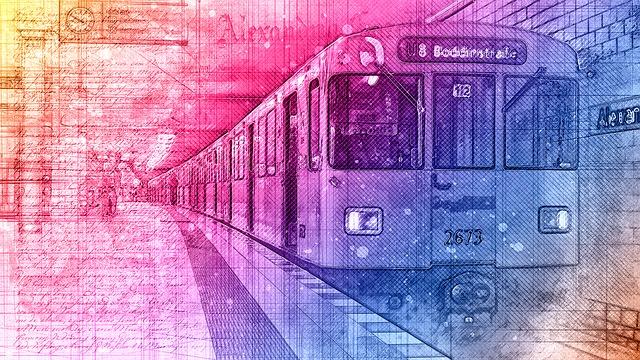 Train, Metro, Subway, Railway, Station, Travel