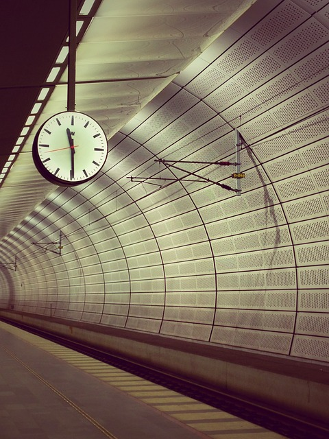 Train, Railway, Tracks, Railroad Tracks, Station