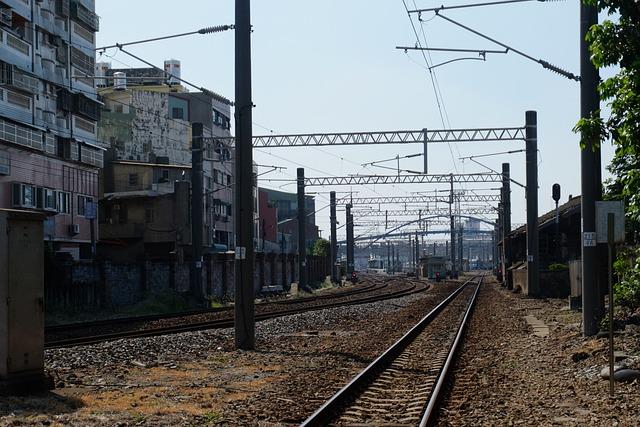 Taiwan, Railroad, Railway