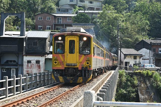 Tourism, Railway Train, Train, Railway