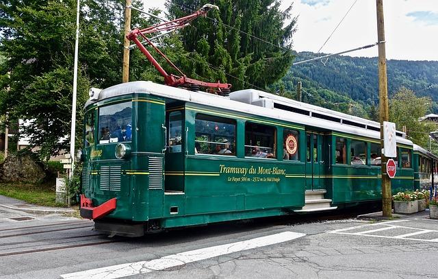 Tram, Train, Locomotive, Tramway, Railway, Railroad