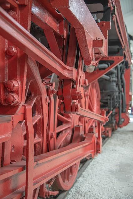 Steam Locomotive, Train, Railway, Transport, Vehicles