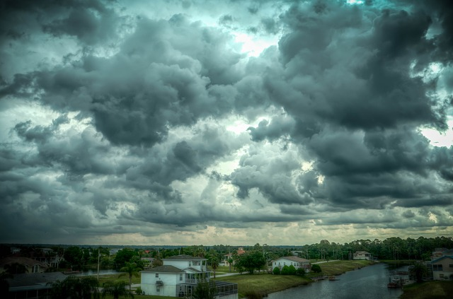 Storm, Clouds, Rain, Florida, Weather, Nature, Sky