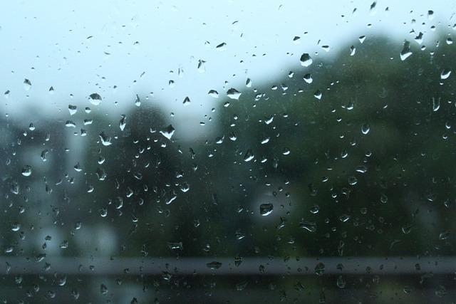 Weather, Glass, Rain, Cloud, Cloudy Day, Cloudy
