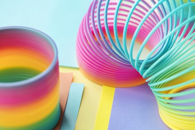 Bright, Color, Rainbow, Abstract, Amusement, Background