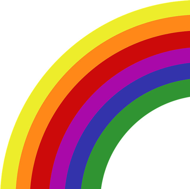 Rainbow, Colors, Symbol, Logo, Pride, Gay Flag