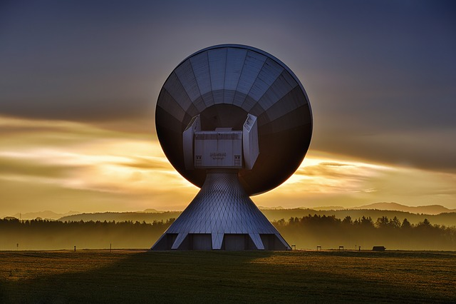 Raisting Satellite, Reception, Signal, Ground Station