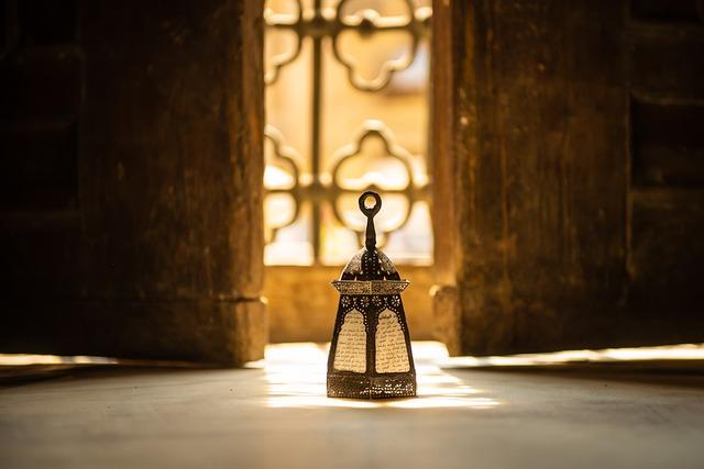 Ramadan, Egypt, Lantern