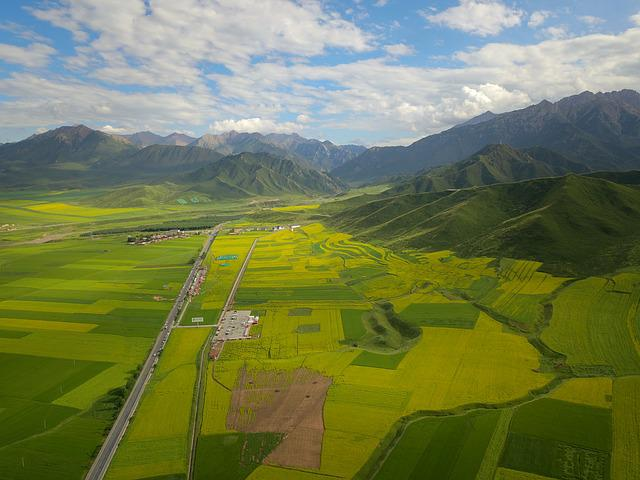 Rape, Qinghai, Folk Music