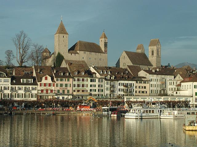 Rapperswil, Switzerland, Places Of Interest