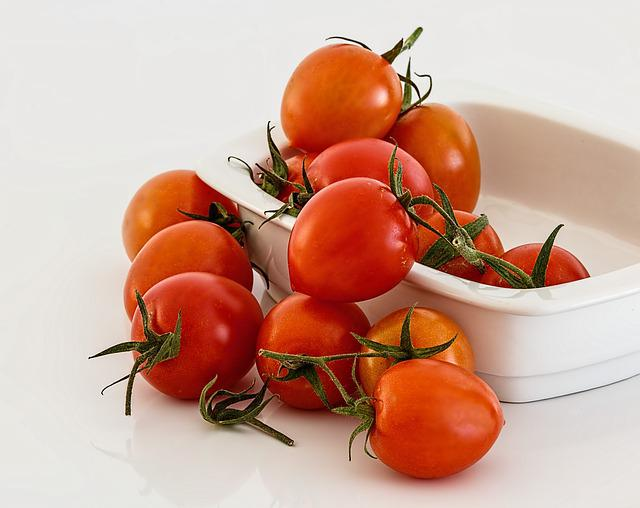 Tomato, Red, Fresh, Vegetable, Diet, Salad, Raw, Ripe