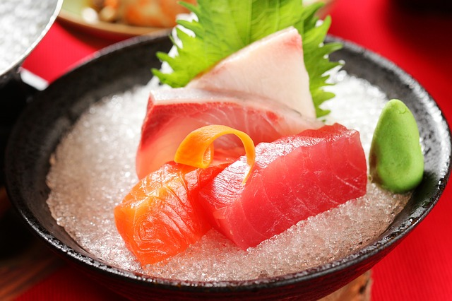 Raw Fish Slice, Japan, Care, Delicious, Food, Japanese