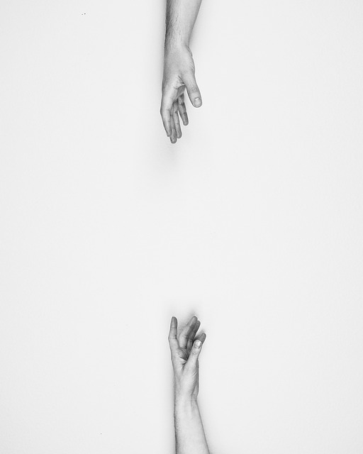 People, Hands, Distance, Reach Out, Away, Sad, Love