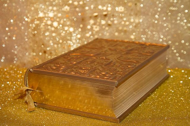 Book, Bible, Religious, Gold, Education, Read, Learn
