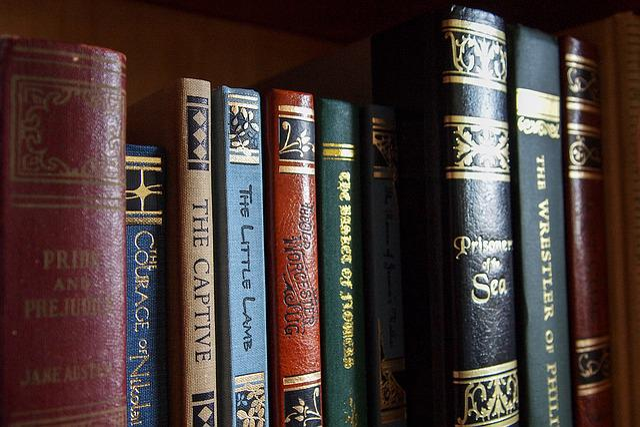 Books, Old Books, Reading, Literature, Education, Read