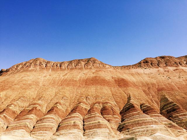 The Scenery, Readily Take, Zhangye Danxia