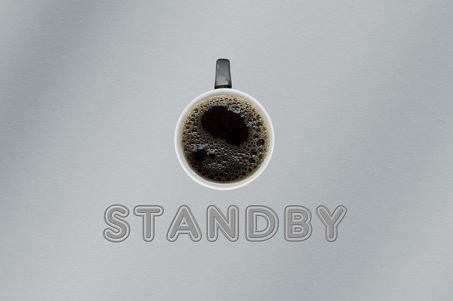 Cup, Coffee, Standby, Readiness, Ready, Henkel, Foam