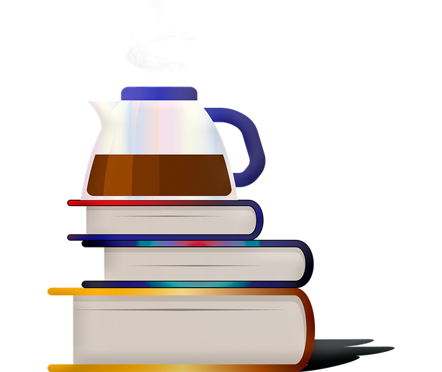 Coffee, Books, Reading, Home, Cozy, Cup, Tea, Table