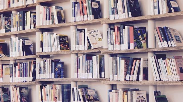 Books, Library, Read, Shelves, Silence, Shelf, Reading