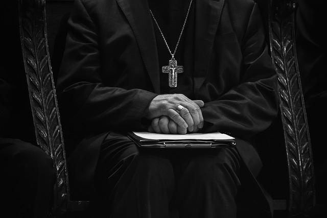 Ready, Vicar, Church, Religion, Faith, Bishop, Hands