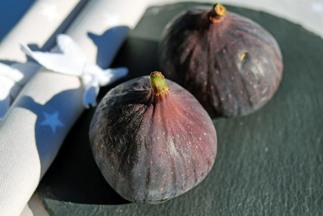 Figs, Fruit, Real Coward, Purple, Frisch, Edible, Food