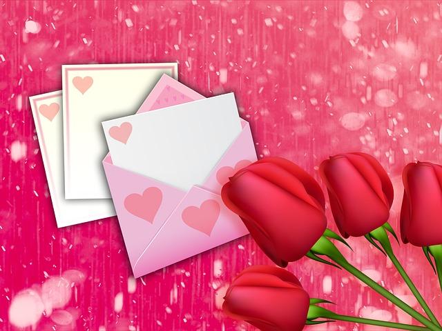 Love, Romantic, Card, Reason Romantic, Reason, Flowers