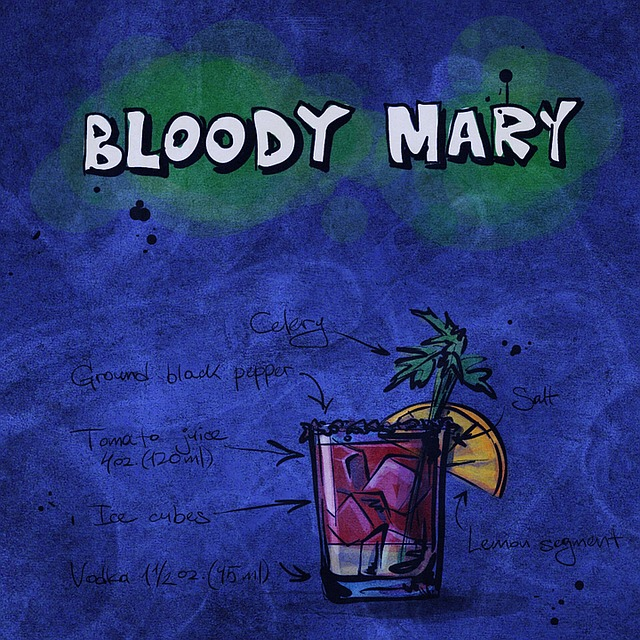 Cocktail, Bloody Mary, Alcohol, Party, Recipe, Drink