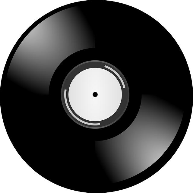 Disc, Audio, Vinyl, Record, Sound, Turntable, Music