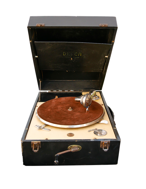 Music, Turntable, Nostalgia, Record, Old, Record Player