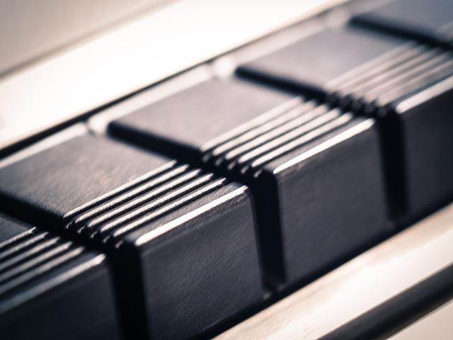 Keys, Recorder, Technology, Tape Recorder, Vintage