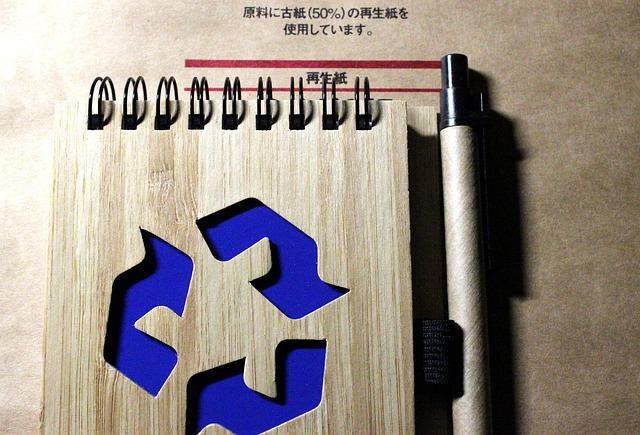 Recover, Muji, Recycled