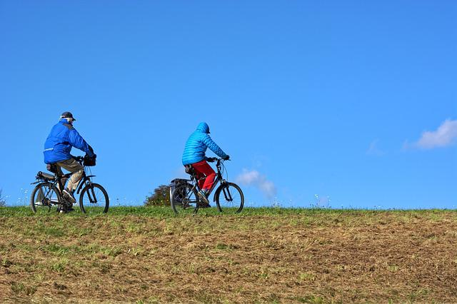 Cyclists, Nature, Cycling, Clothing, Leisure, Recovery