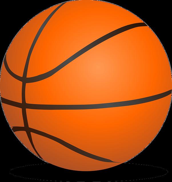 Basketball, Ball, Game, Recreation, Sport, Orange