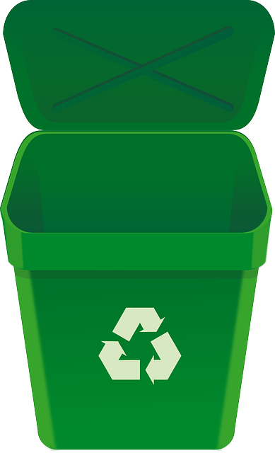 Bin, Garbage, Recycle Bin, Recycling, Waste, Trash, Can