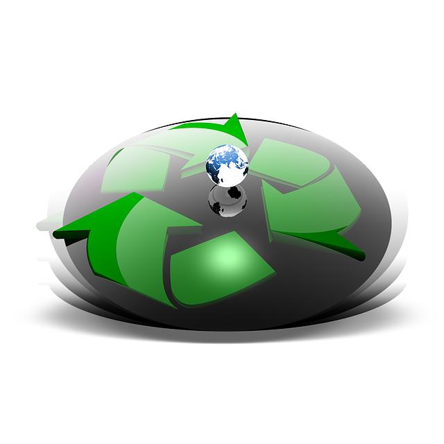 Recycling, Arrows, Environmental Protection