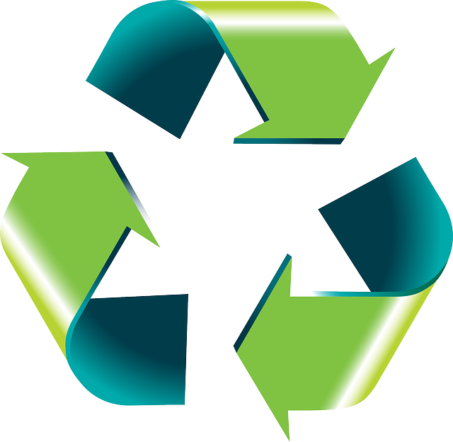 Recycling, Arrows, Circuit, Environmental Protection