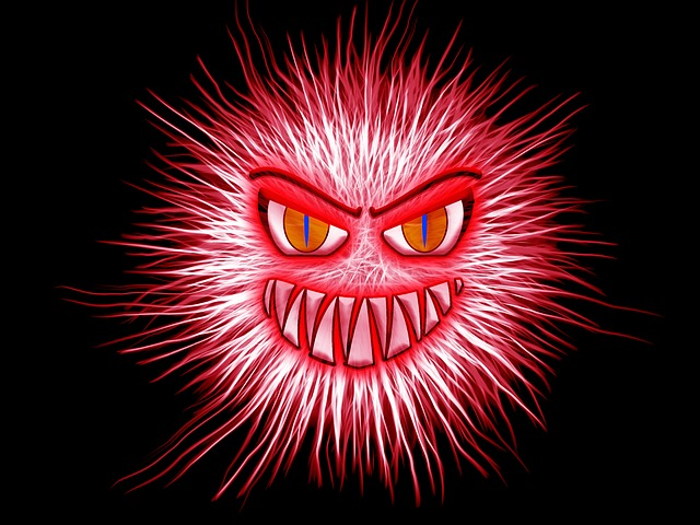 Monster, Red, Eyes, Aggressive, Fangs, Tooth, Evil