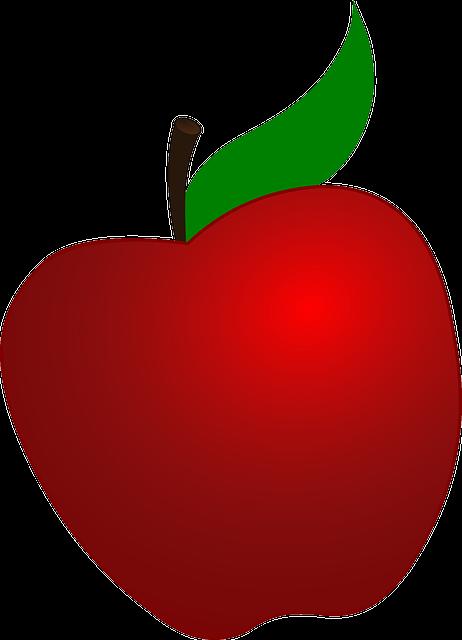 Apple, Red, Fruit, Vitamins, Healthy